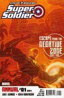 Steve Rogers Super Soldier Annual Vol 1 1