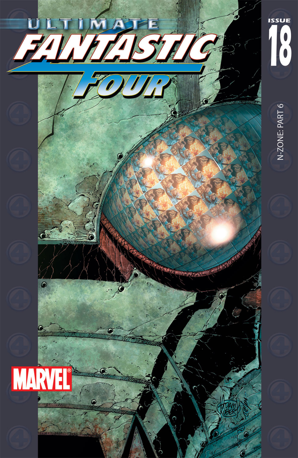Ultimate Fantastic Four Vol 1 18