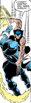 Wolverine vs Silver Samurai (Earth-616) from Uncanny X-Men 1 172 0001.png