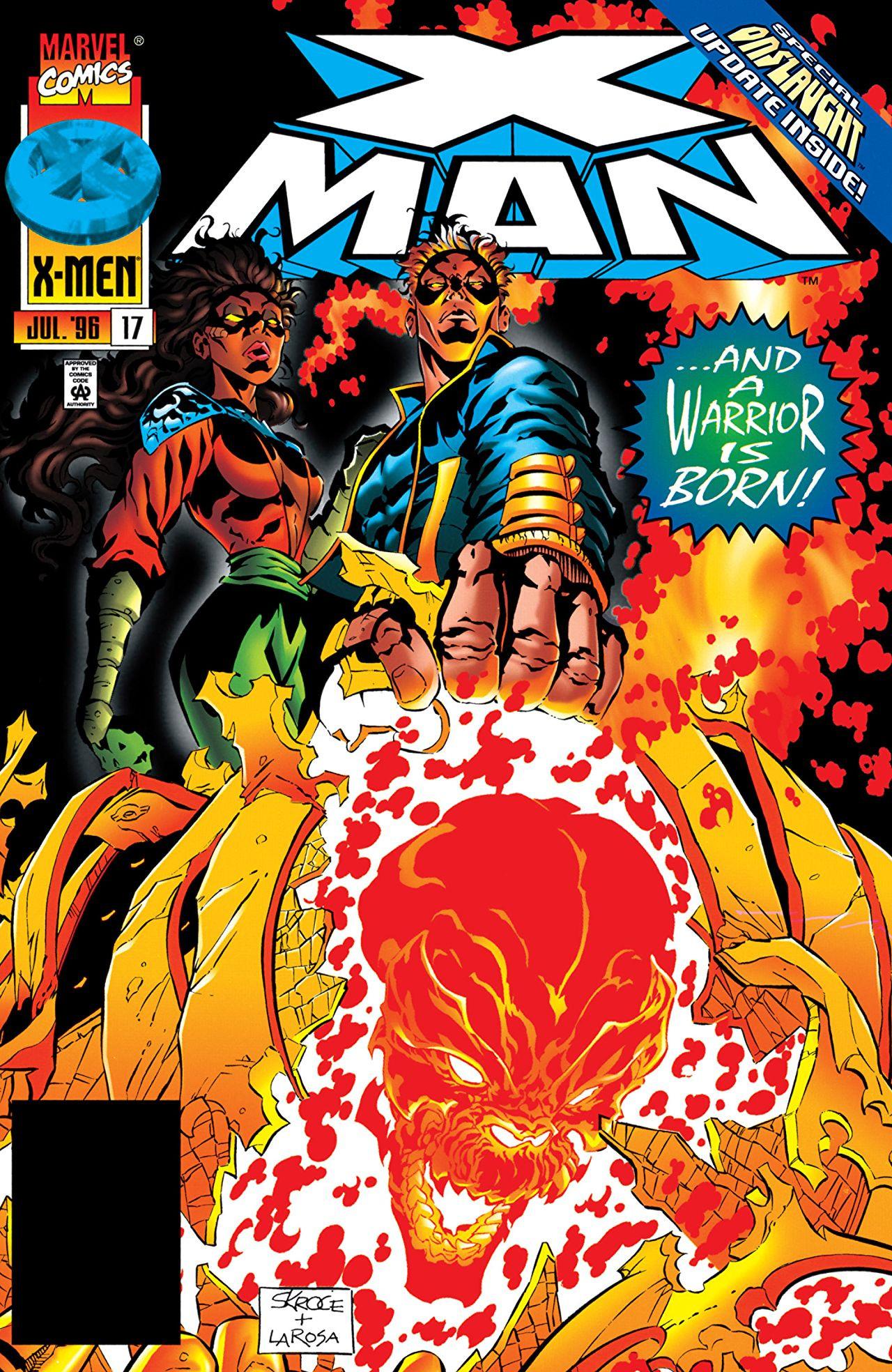 X-Man Vol 1 17