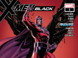 X-Men: Black - Magneto Vol 1 1