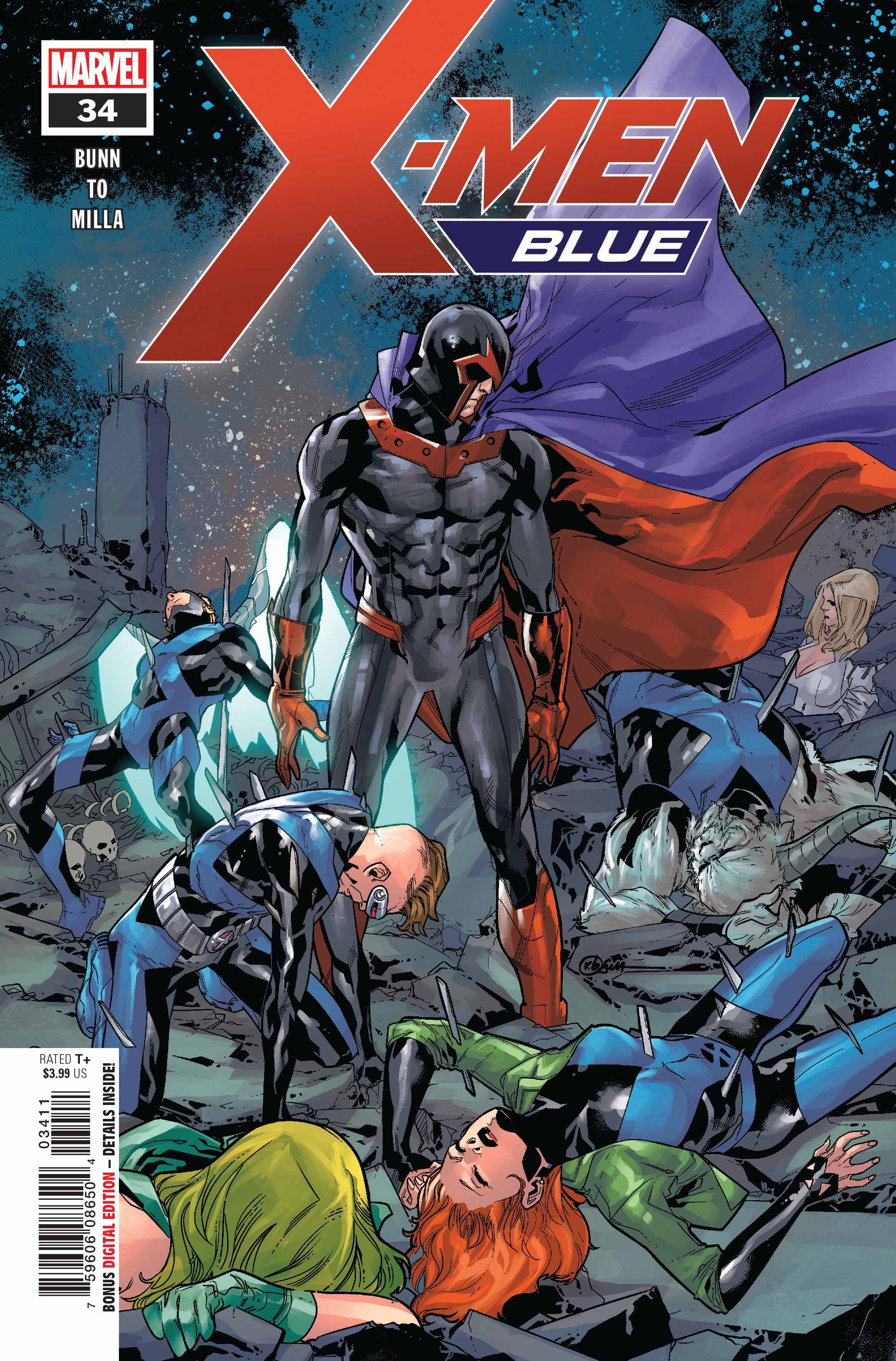X-Men: Blue Vol 1 34