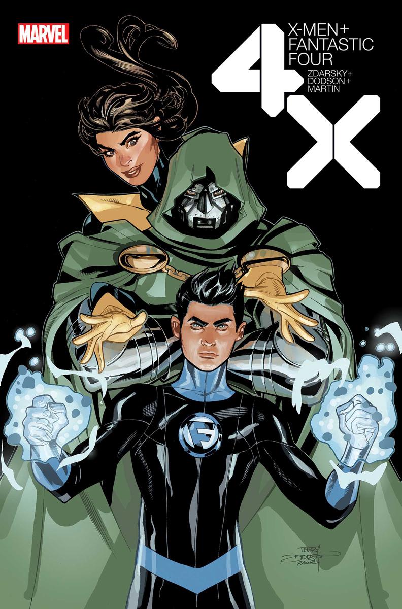 X-Men / Fantastic Four Vol 2 4