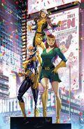 X-Men Vol 6 1 Unknown Comic Books Exclusive Ngu Virgin Variant