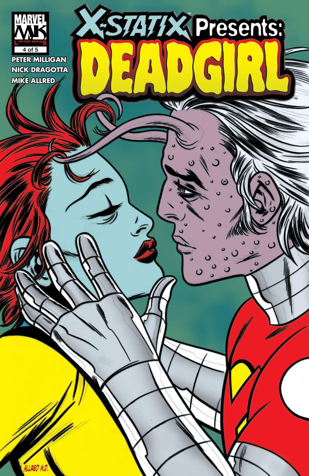 X-Statix Presents: Dead Girl Vol 1 4