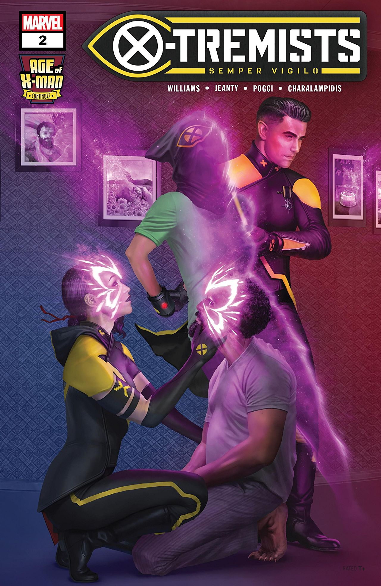 Age of X-Man: X-Tremists Vol 1 2