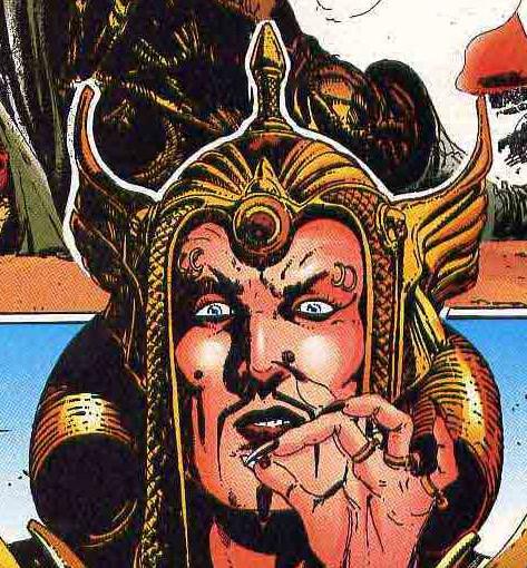 Al-Khalad (Earth-616)