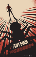 Ant-Man (film) poster 017