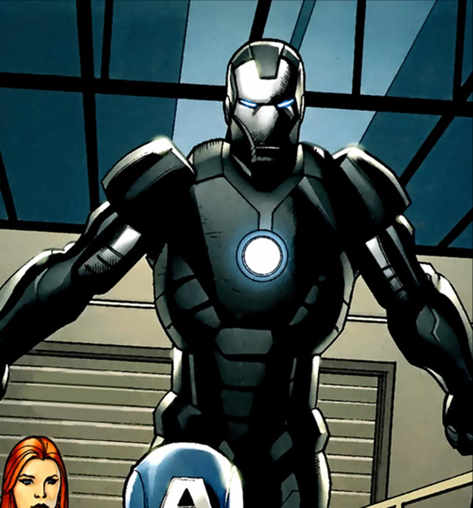 Iron Man Armor (New Ultimates) (Earth-1610)