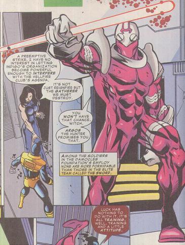 Argos (Deviant) (Earth-616)
