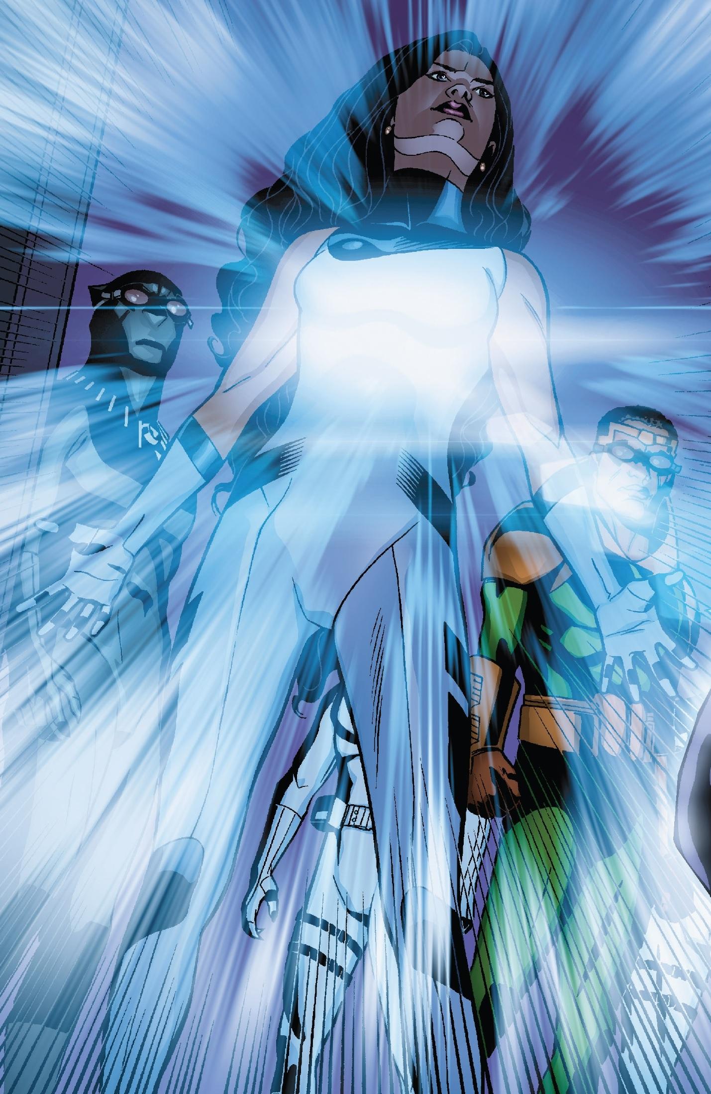 Asha (Wakandan) (Earth-616)