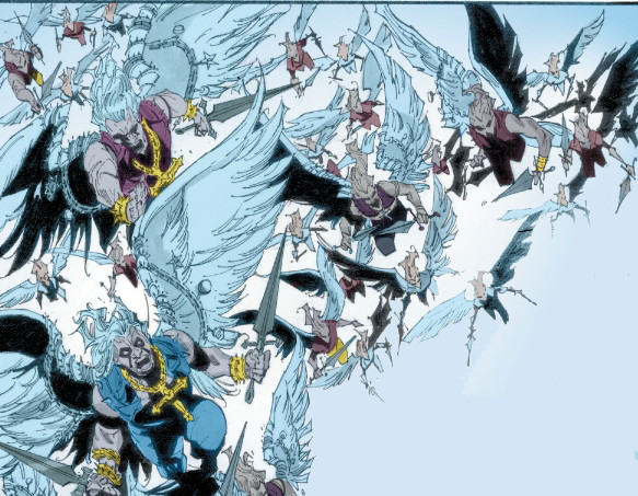 Asura (Angels) (Earth-616)
