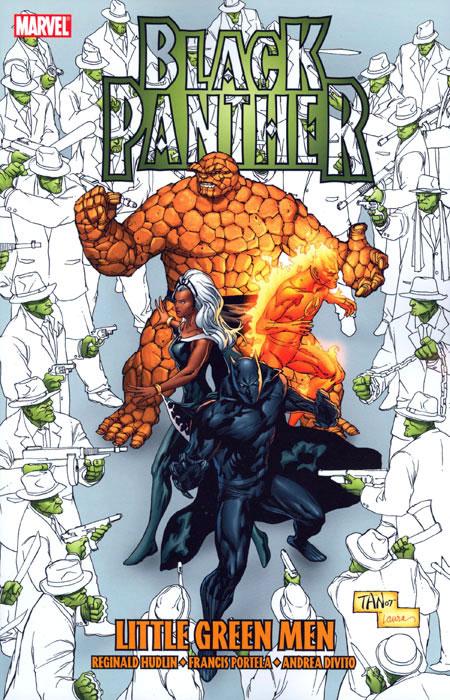 Black Panther: Little Green Men TPB Vol 1