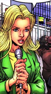 Brie Larmer (Earth-616)