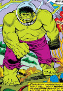 Bruce Banner (Earth-616) from Incredible Hulk Vol 1 165 0001