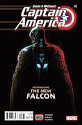 Captain America Sam Wilson Vol 1 5