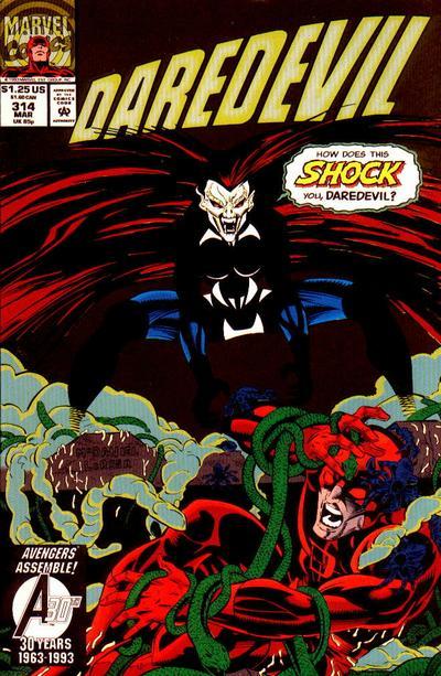 Daredevil Vol 1 314