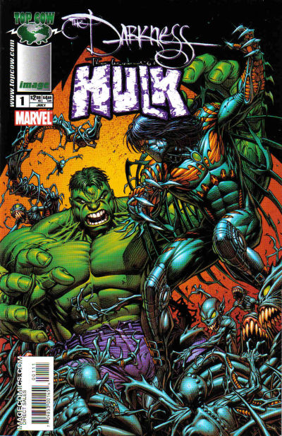 Darkness/Incredible Hulk Vol 1 1