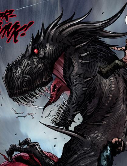Demon Dinosaur (Earth-616)