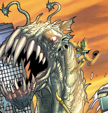 Dragonrider (Earth-616)