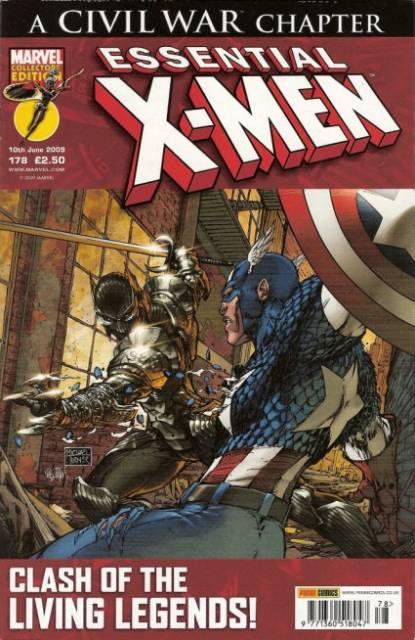 Essential X-Men Vol 1 178