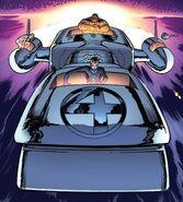Fantasti-Car MK II from Fantastic Four Vol 6 6 001
