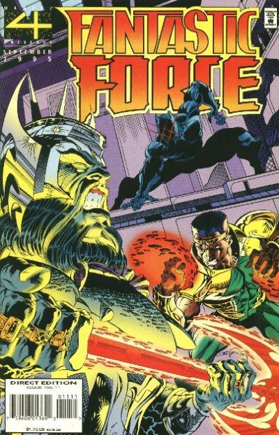 Fantastic Force Vol 1 11
