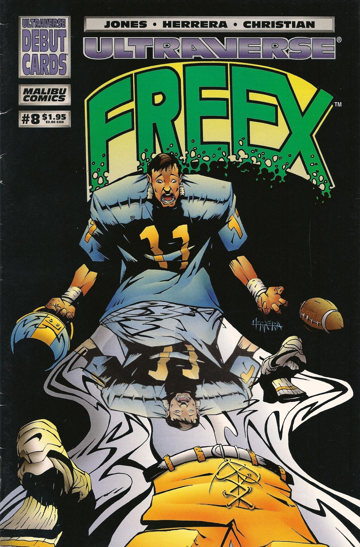 Freex Vol 1 8