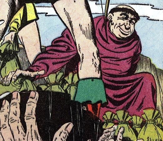 Friar Tuck (Blaine's Gang) (Earth-616)