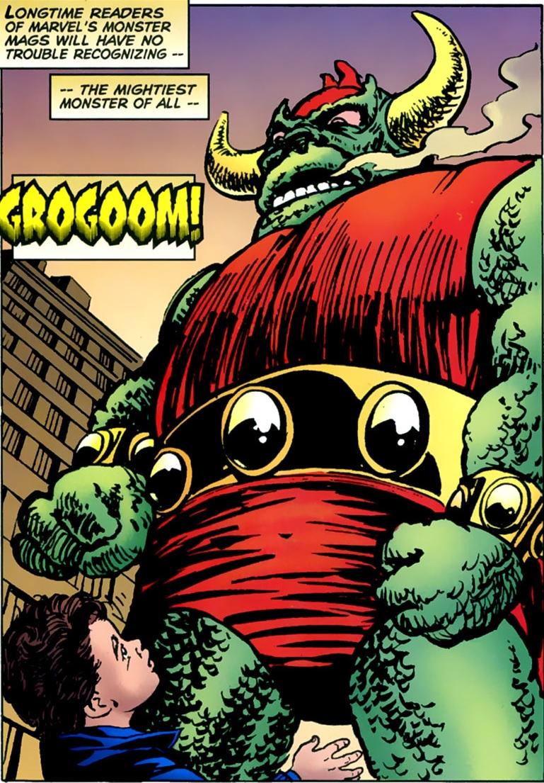 Grogoom (Earth-616)