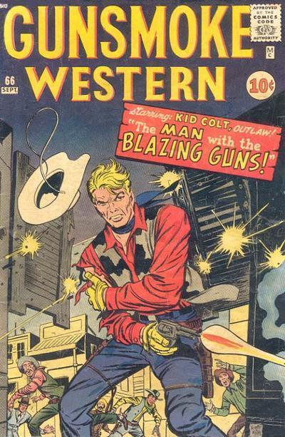 Gunsmoke Western Vol 1 66