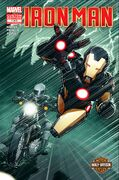 Harley Davidson Iron Man Vol 1 1