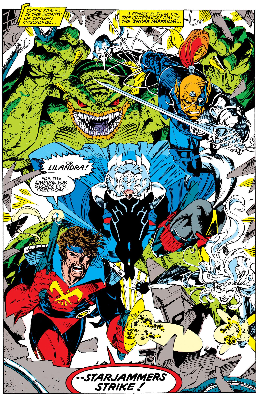 Host (Skrulls) (Earth-616)/Gallery