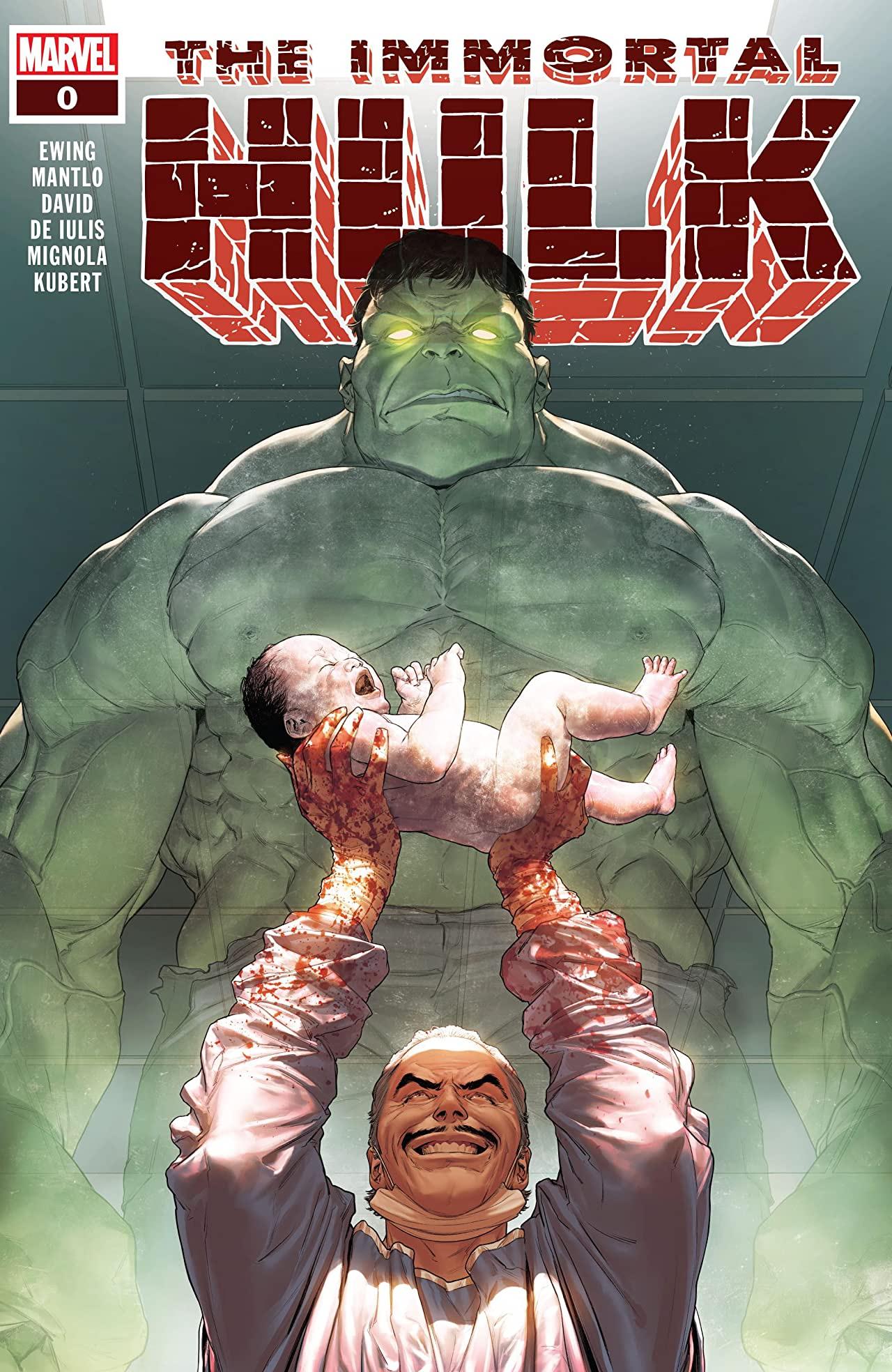 Immortal Hulk Vol 1 0