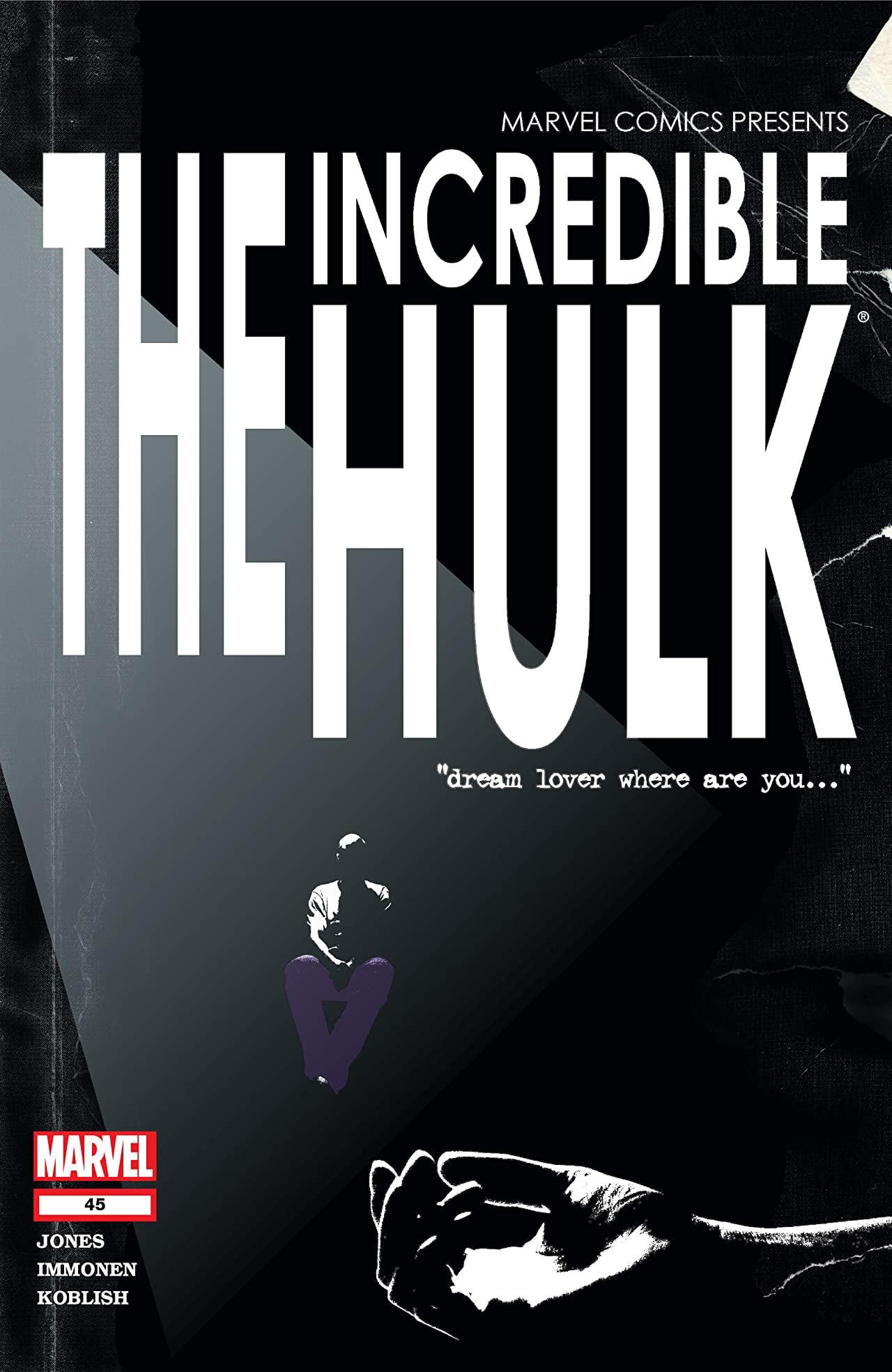 Incredible Hulk Vol 2 45