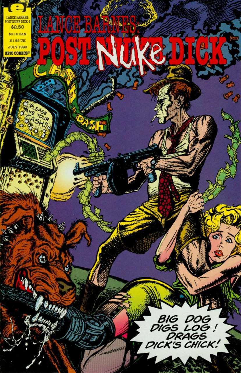 Lance Barnes: Post Nuke Dick Vol 1 4