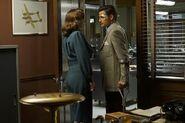 Margaret Carter (Earth-199999) and Daniel Sousa (Earth-199999) from Marvel's Agent Carter Season 2 8