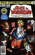 Marvel Classics Comics Series Featuring Alice in Wonderland Vol 1 1