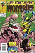 Marvel Comics Presents Vol 1 126