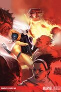 Marvel Divas Vol 1 4 Textless