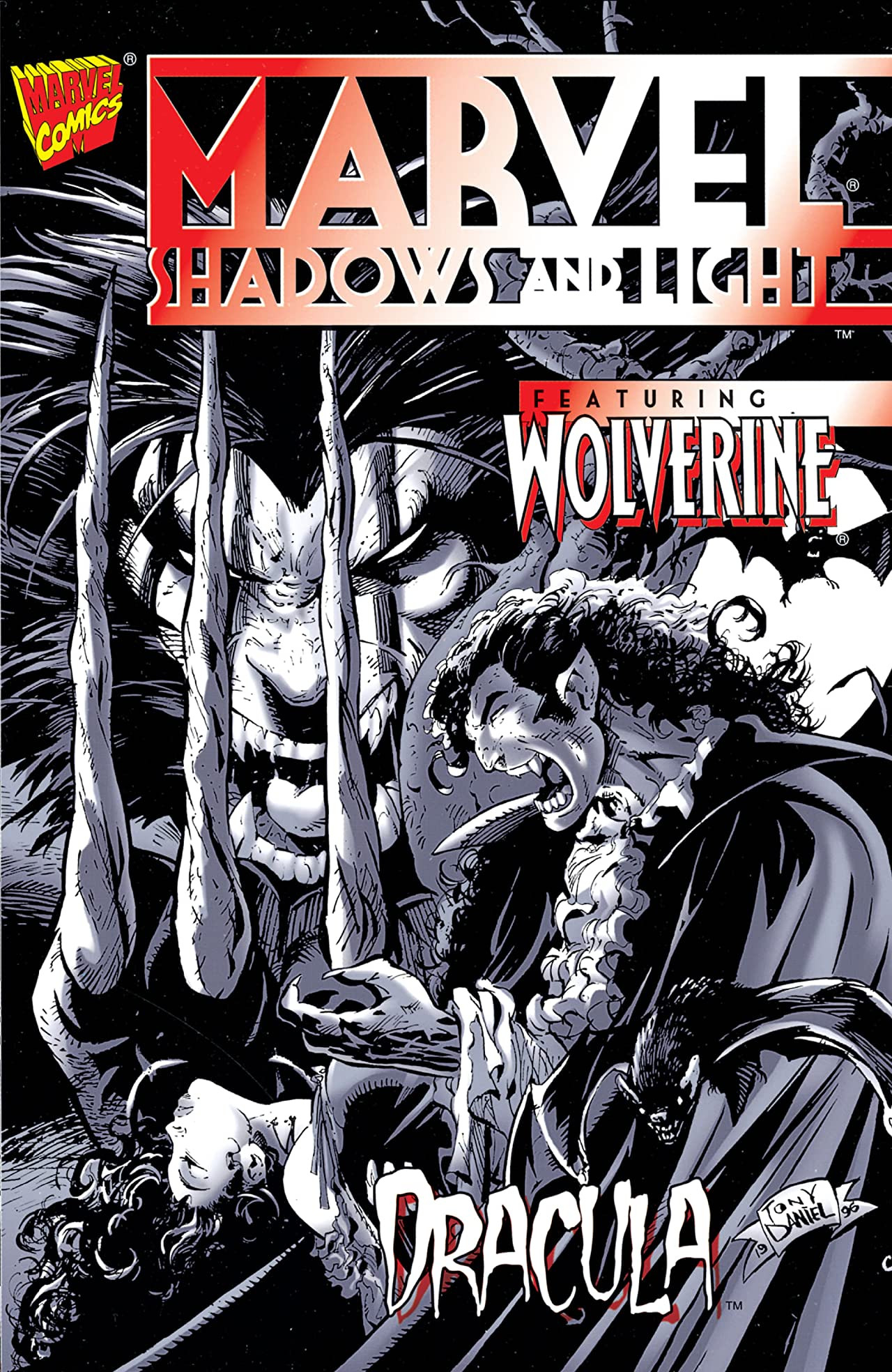Marvel: Shadows and Light Vol 1 1