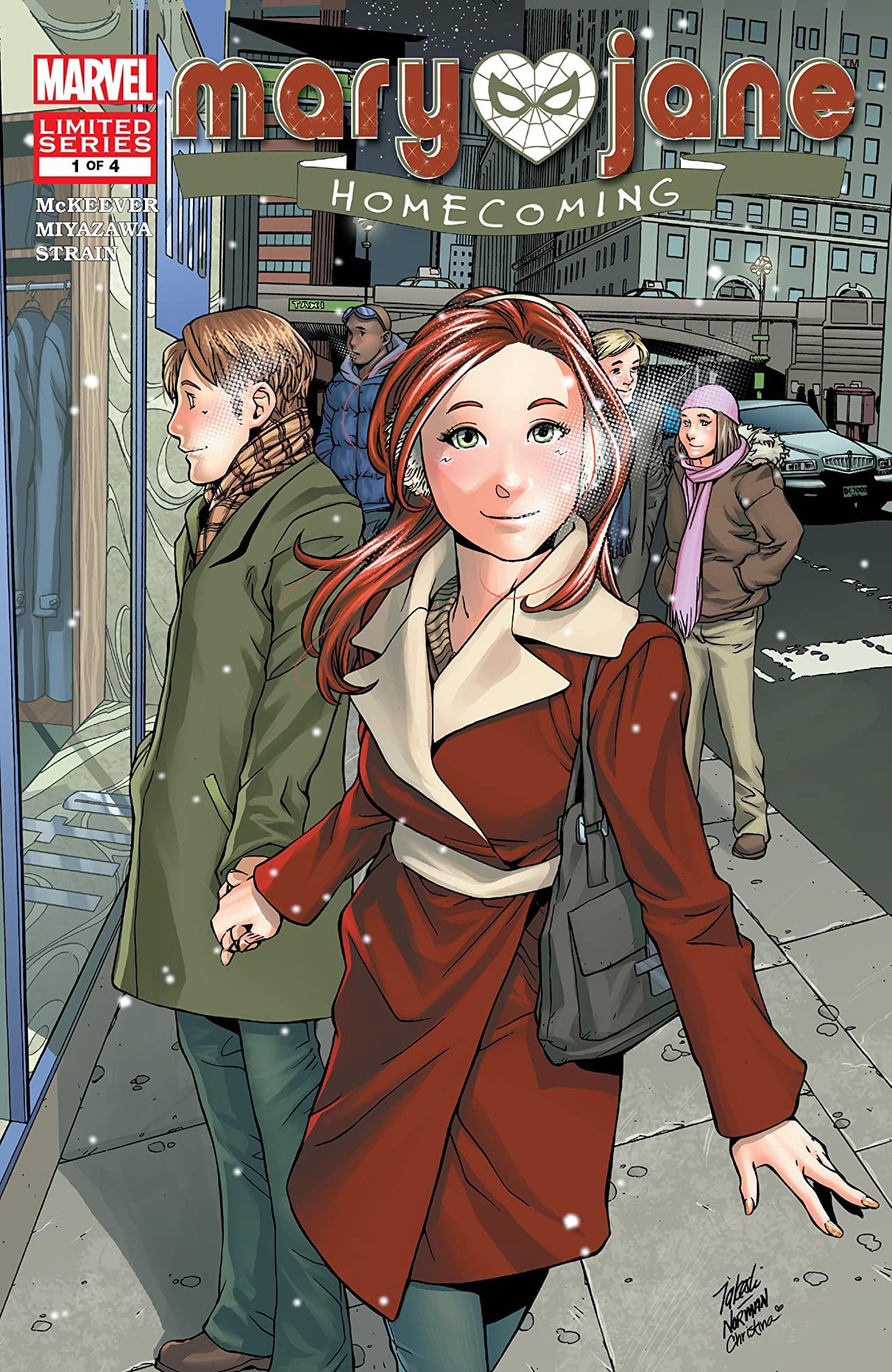 Mary Jane: Homecoming Vol 1 1
