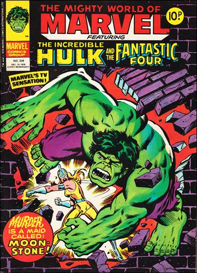 Mighty World of Marvel Vol 1 324