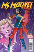 Ms. Marvel Vol 3 1 Adams Variant