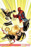 New Avengers Vol 2 8 Textless