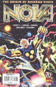 Nova Origin of Richard Rider Vol 1 1