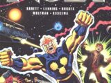 Nova: The Origin of Richard Rider Vol 1 1