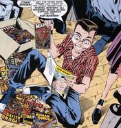 Peter Parker (Earth-616) as a young boy from Amazing Spider-Man Vol 1 -1