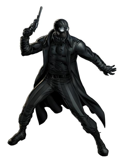 Peter Parker (Spider-Man Noir) (Earth-12131)
