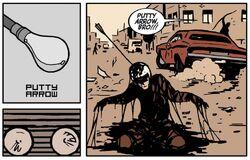 Putty Arrow from Hawkeye Vol 4 3 001.jpg